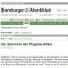 """Hamburger Abendblatt: """"Die Gewinner der Plagiat-Affäre"""""""