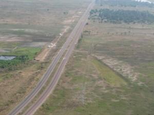 Das Kontingent von EUFOR RD Congo hat das Projekt unterstützt.