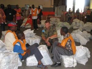 EUFOR RD Congo sicherte die freien Wahlen im Herzen Afrikas