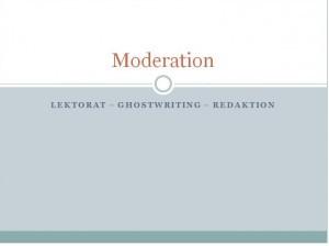 Moderation Smuda