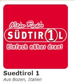 Radio Südtirol 1 sendet Comedy-Beiträge im Radioprogramm.