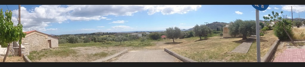 Landschaft in Kalathos