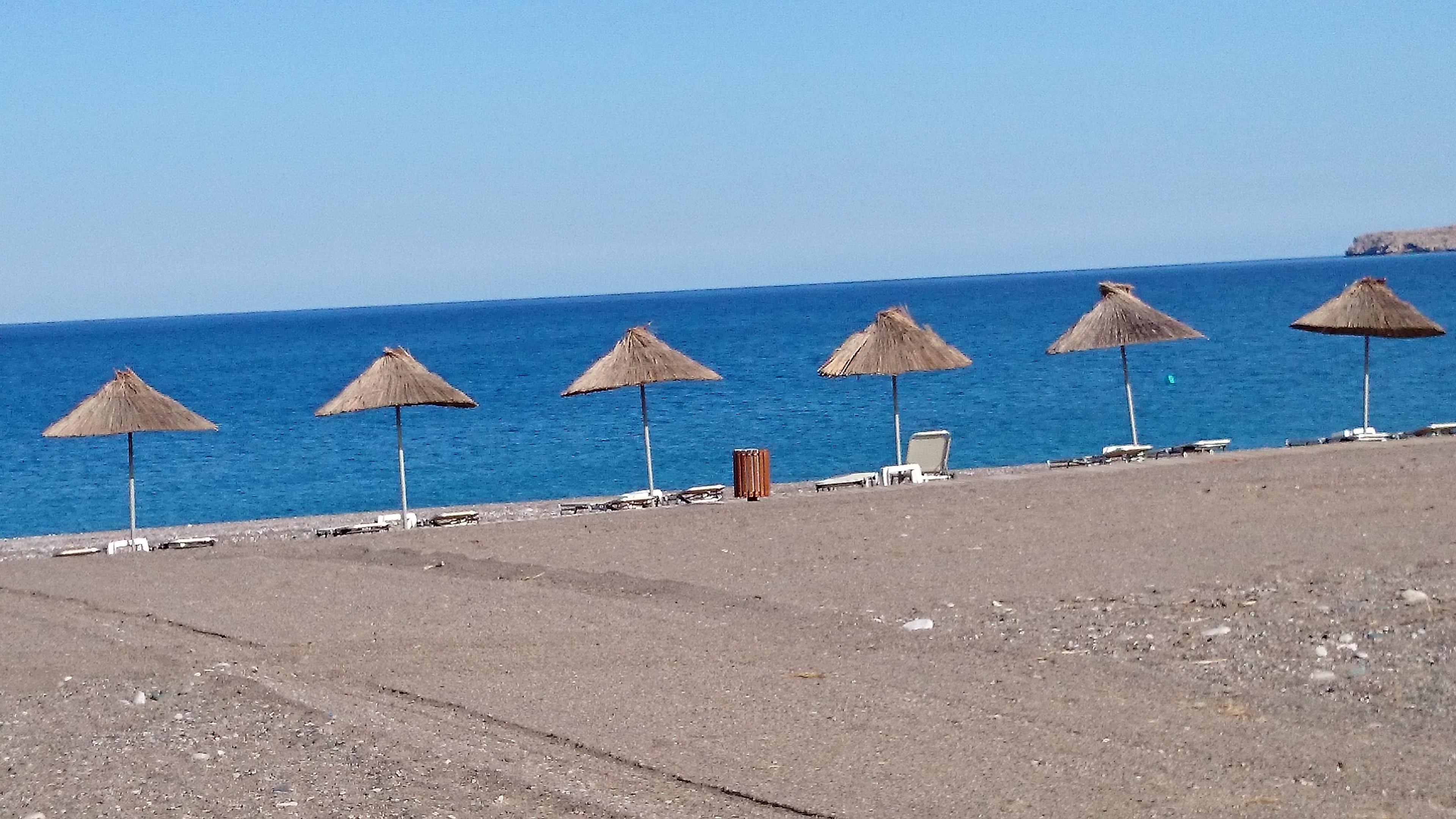 Ruhe am Ägäischen Meer