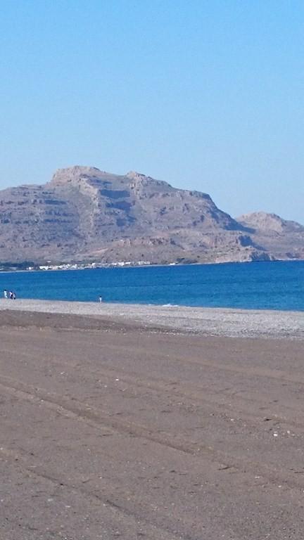 Ägäisches Meer bei Kalathos